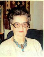 Alica Bauman (1928-)